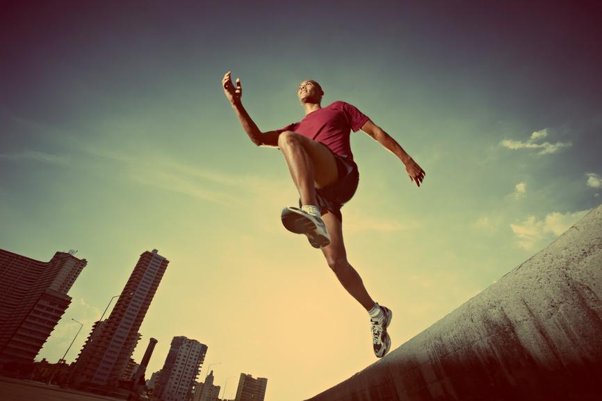 Бег - один из лучших способов набрать спортивную форму и быстро похудеть