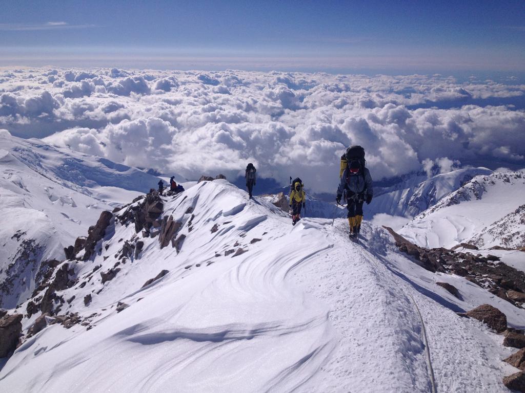 Для Дэйва Хана равносильно: что взобраться на Эверест, что сходить в магазин за хлебом