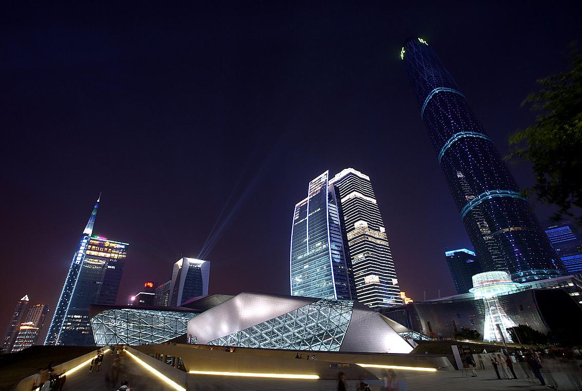 Самая вместительная опера построена в Китае