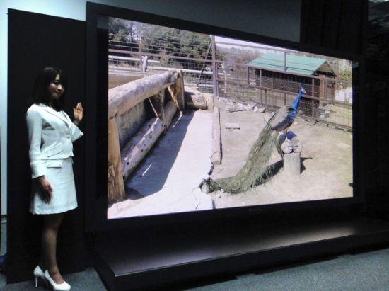 Новый телевизор от Panasonic