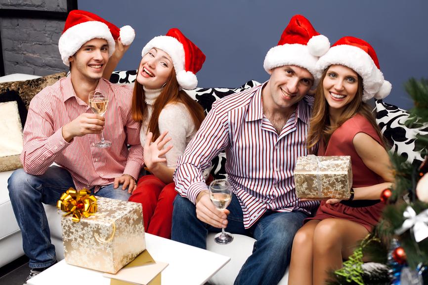 А что ты презентовал своим близком на Новый год?