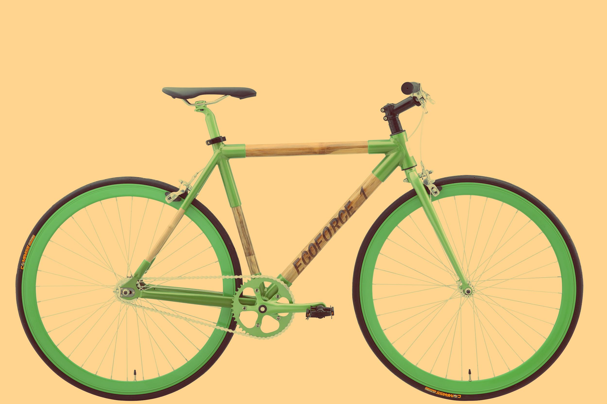 Greenstar Bikes отличается необычной рамой