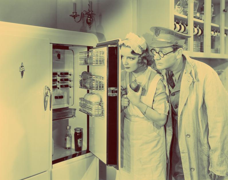 Иногда замороженная в холодильнике еда очень полезна