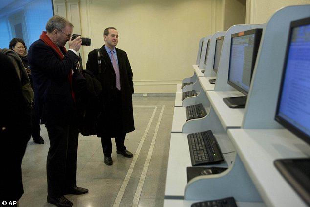Университетсткие компьютеры