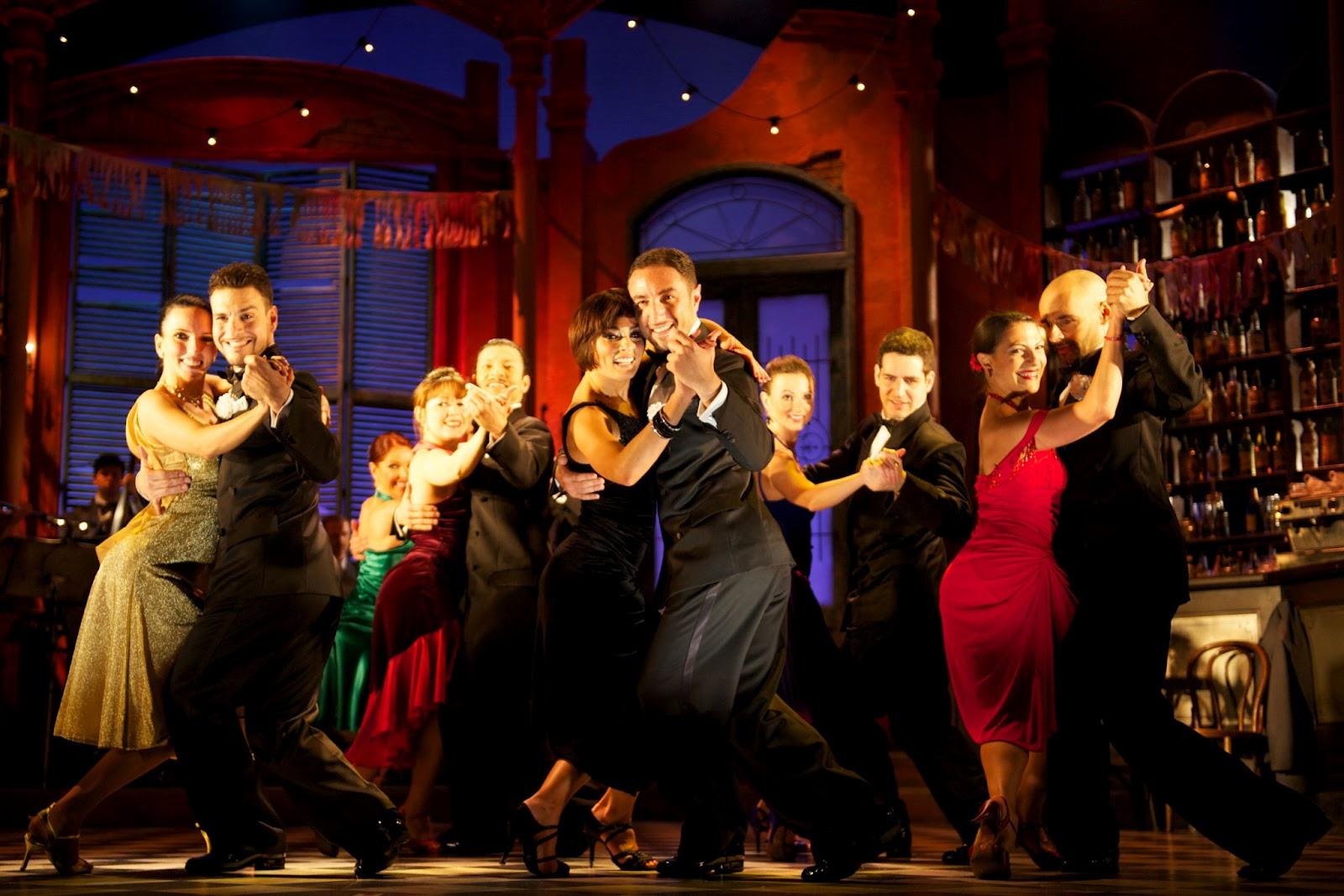 Как снять стресс? Танцуй танго!