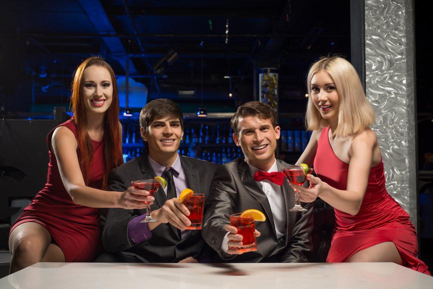Женщины и спиртное - твой гарант тепла