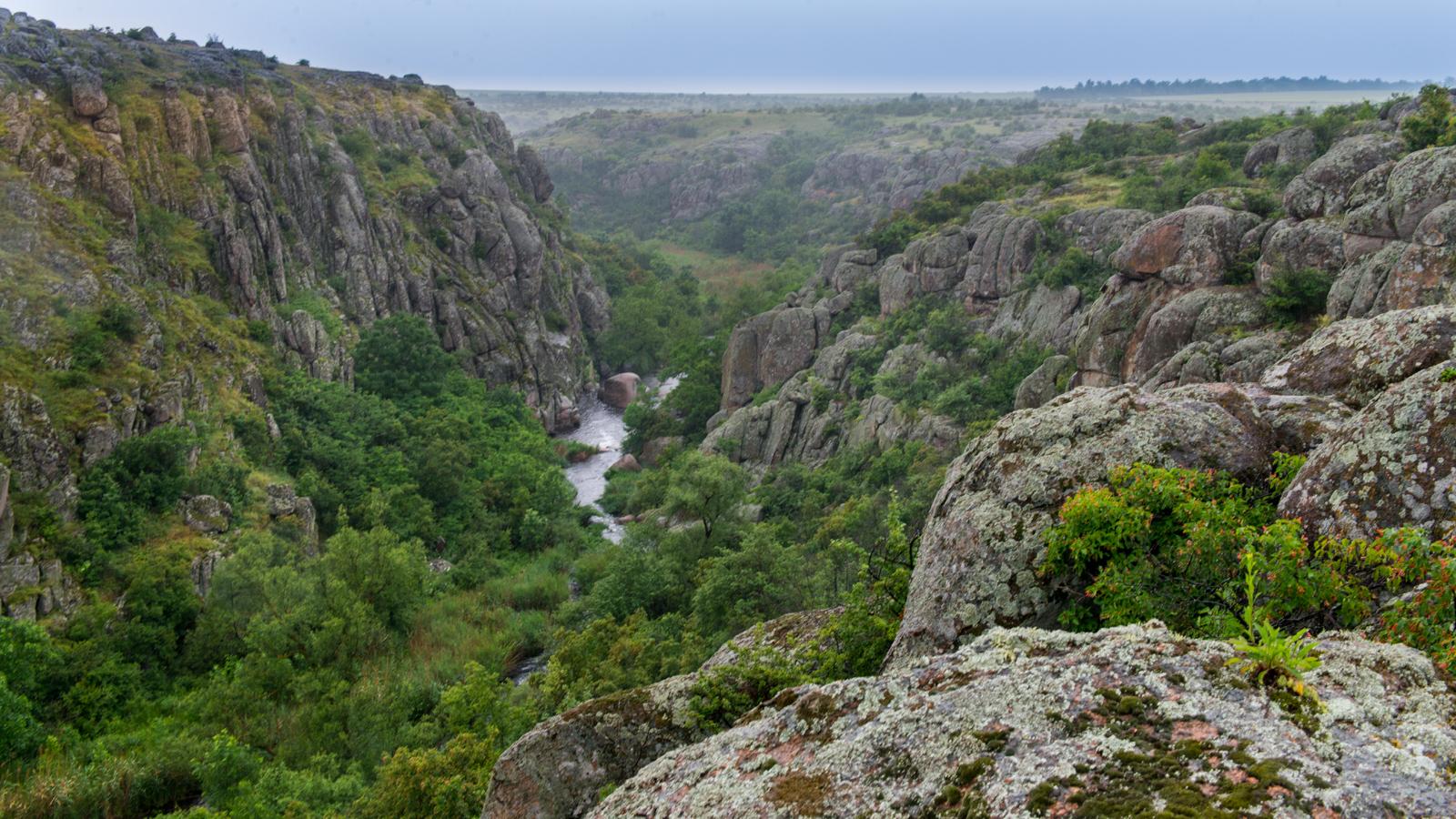 Актовский каньон — для тех, кто ищет тишину