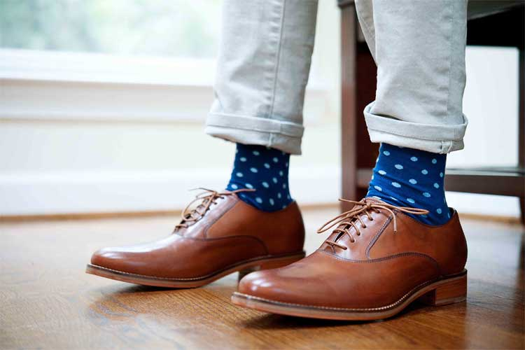 Стильные носки - то, на что обязательно посмотрят после обуви
