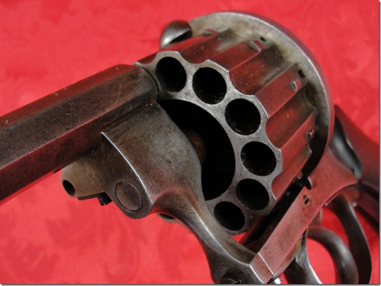 Лефоше чуть не превратил револьвер в автомат