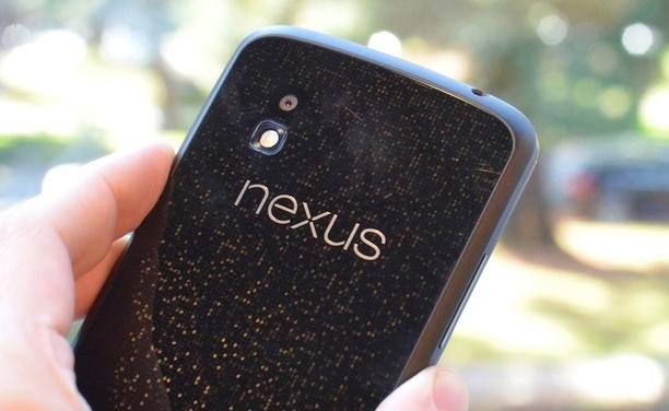 Nexus 4 подвергся конструктивным изменениям