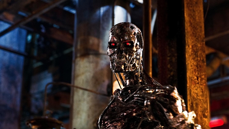 Терминатор - один из первых прототипов искусственного интеллекта