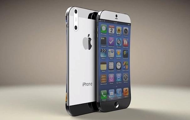IPhone 5S начнут продавать в сентябре