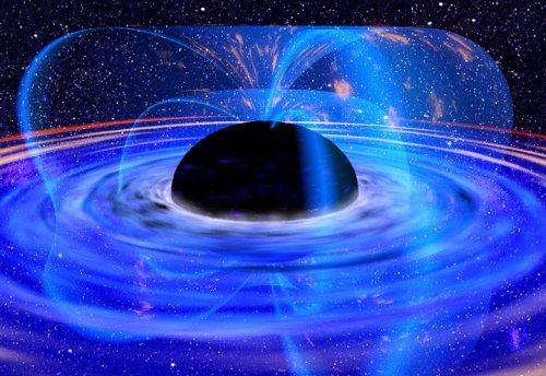 Новый вид радио-звезд после смерти превращается в черную дыру