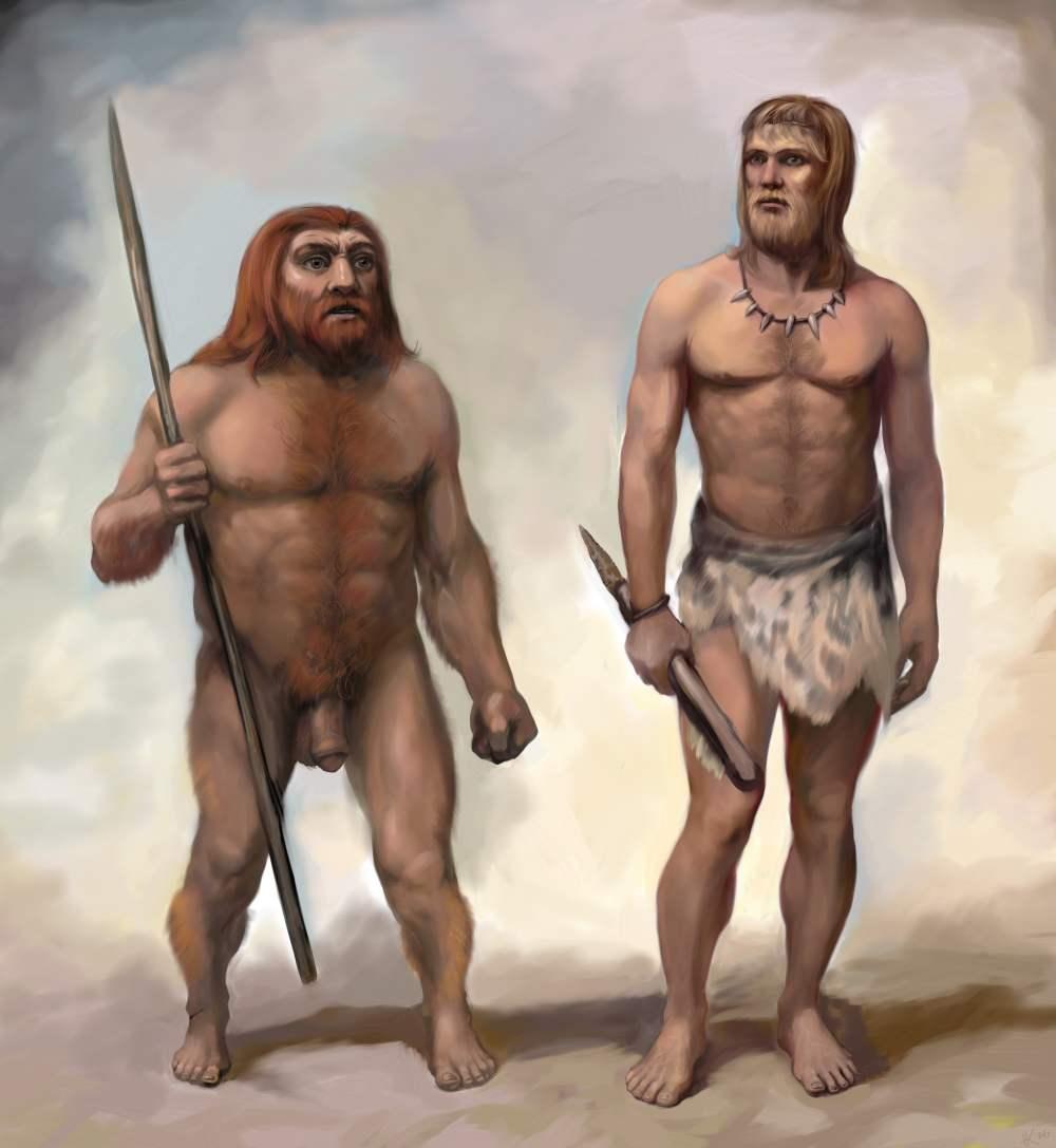 древние люди картинки рисунки