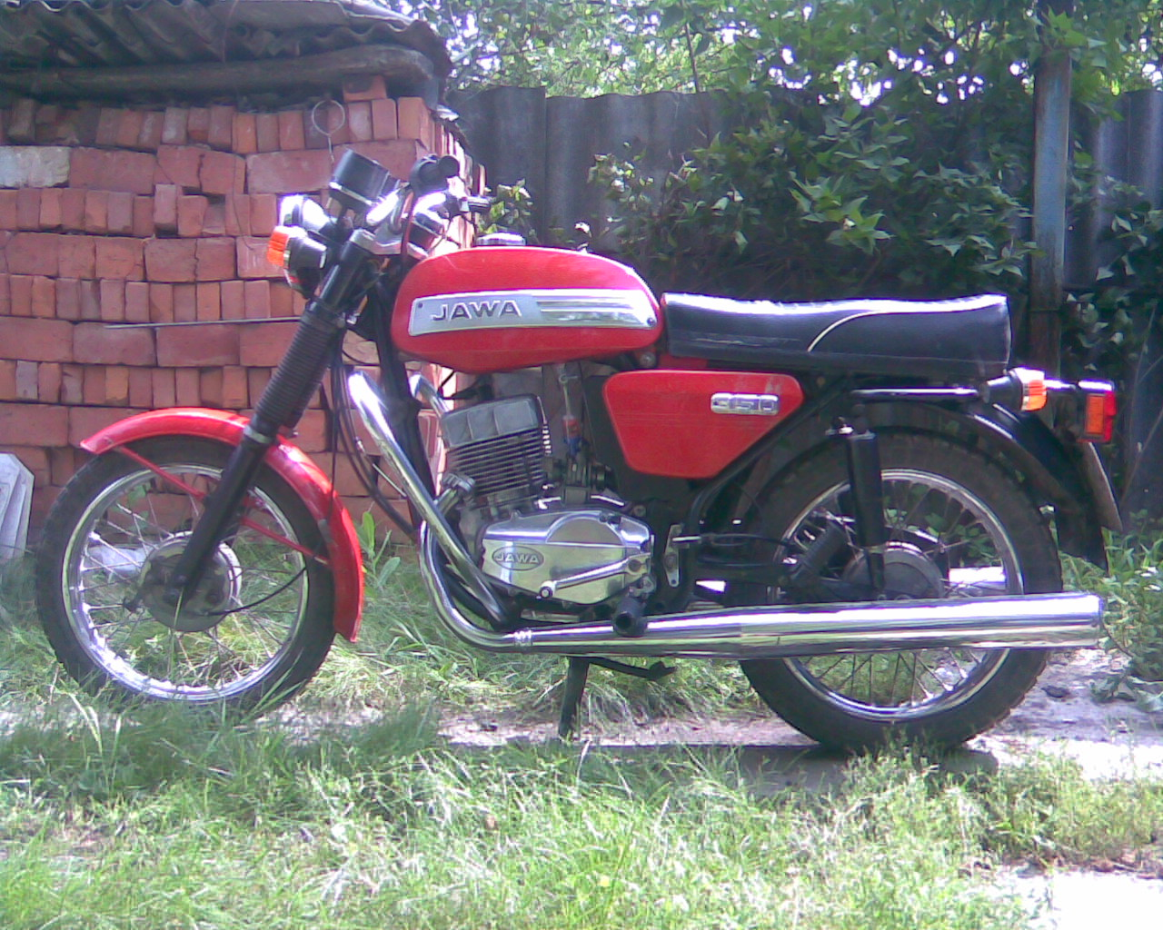 Мотоциклы ява 350 638 фото