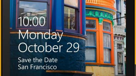 30 октября будет показана Windows Phone 8