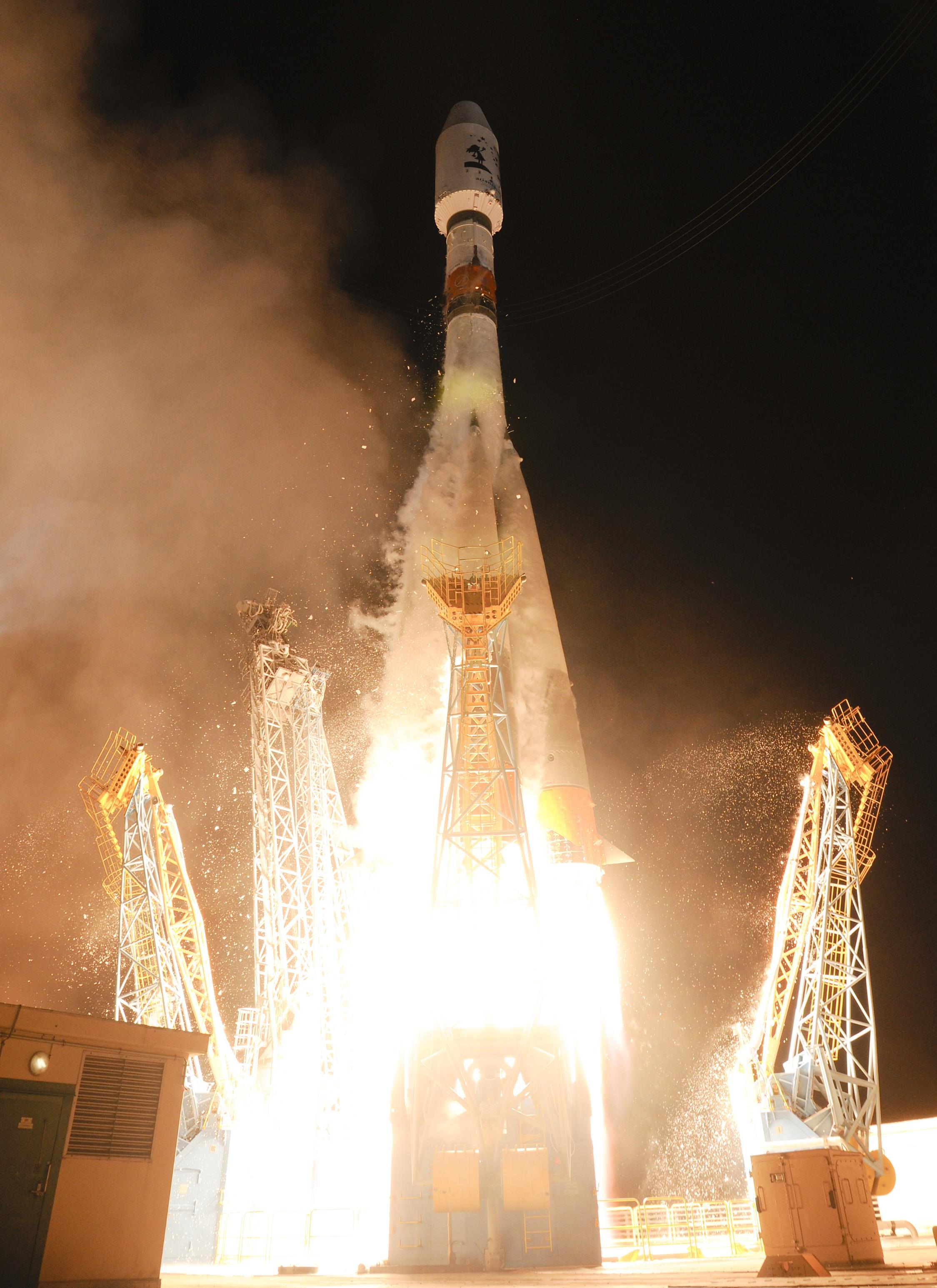 Запуск Gaia