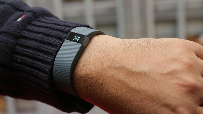Fitbit Charge - 2 тысячи гривен