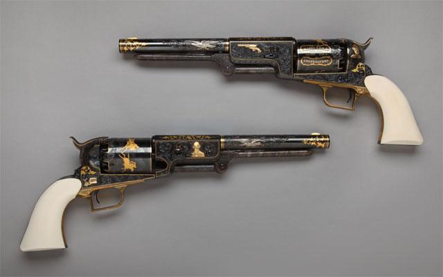 Револьверы Кольта