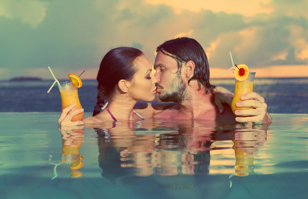 Лучший способ влюбиться на День Валентина — выпить