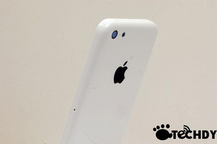 Китайцы выпустили бюджетный iPhone 5C на Android