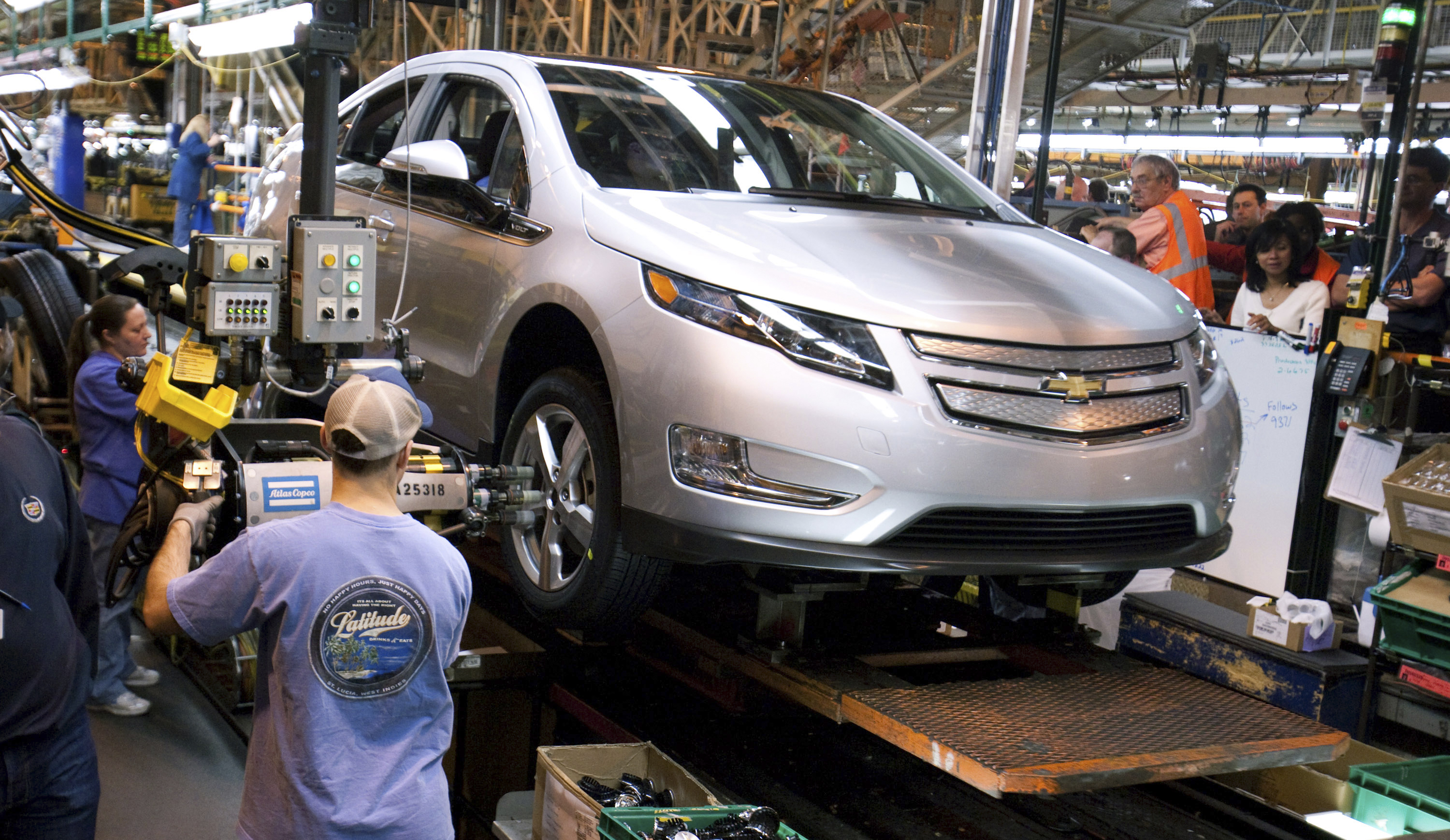 chevy volt marketing plan Plug-in hybrids (eg the chevrolet volt) a marketing plan is a comprehensive blueprint which outlines an organization's overall marketing efforts.