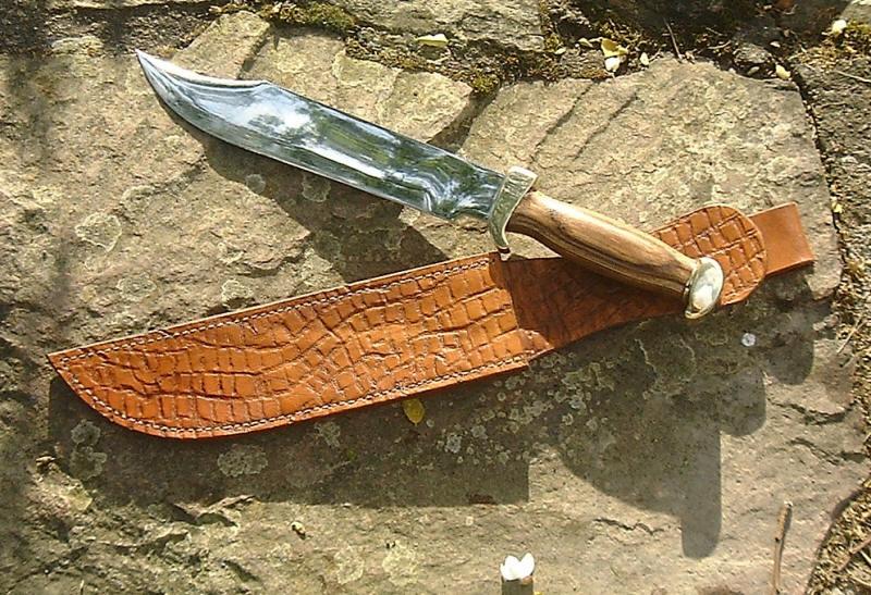 Уникальный нож. Создан для фильма