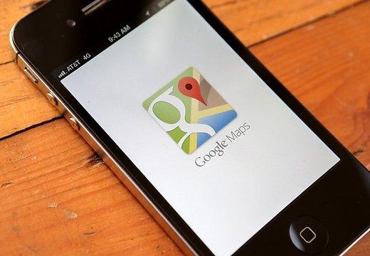 Google Maps снова обновили
