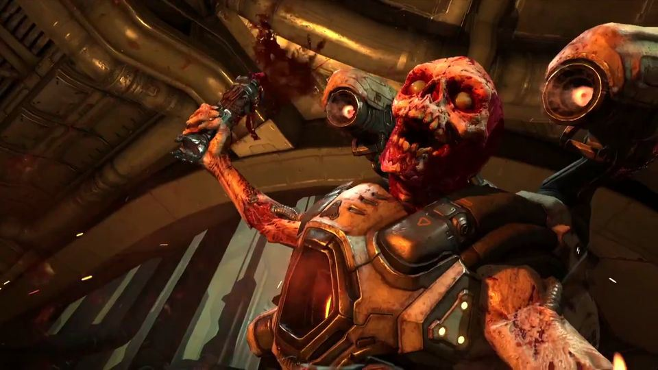 Скачать Игру Doom 4 Через Торрент Русская Версия - фото 9