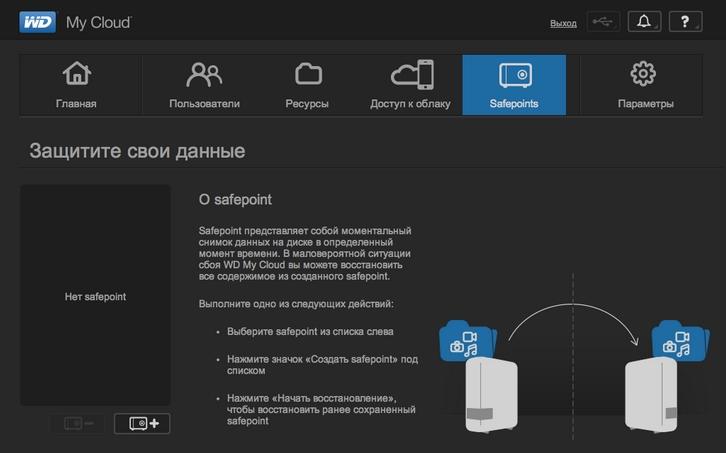 WD My Cloud - приложение для Windows