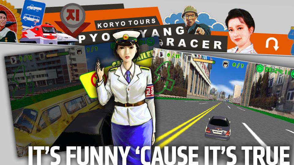 Pyongyang Racer
