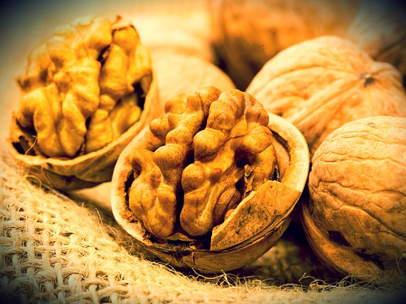 Орехи - твой секрет хорошей спермы