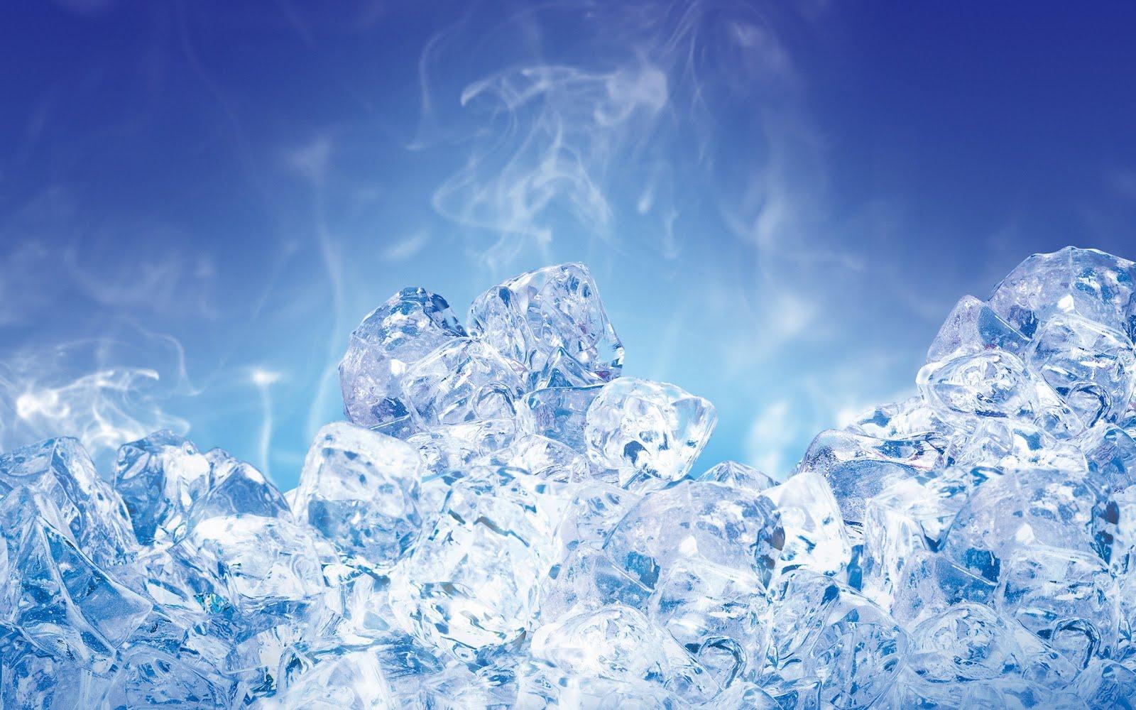 Лед - достойная альтернатива холодильнику для пива