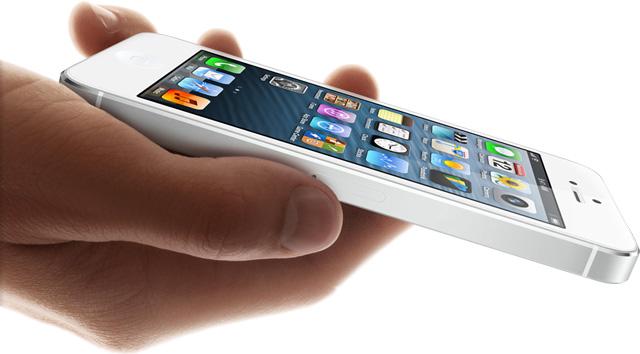 iPhone 5 - 2012-й год. 4-дюймовый дисплей, мощный процессор A6, 1 Гб оперативной памяти. Это самый легкий iPhone за все время - весит 112 грамм.