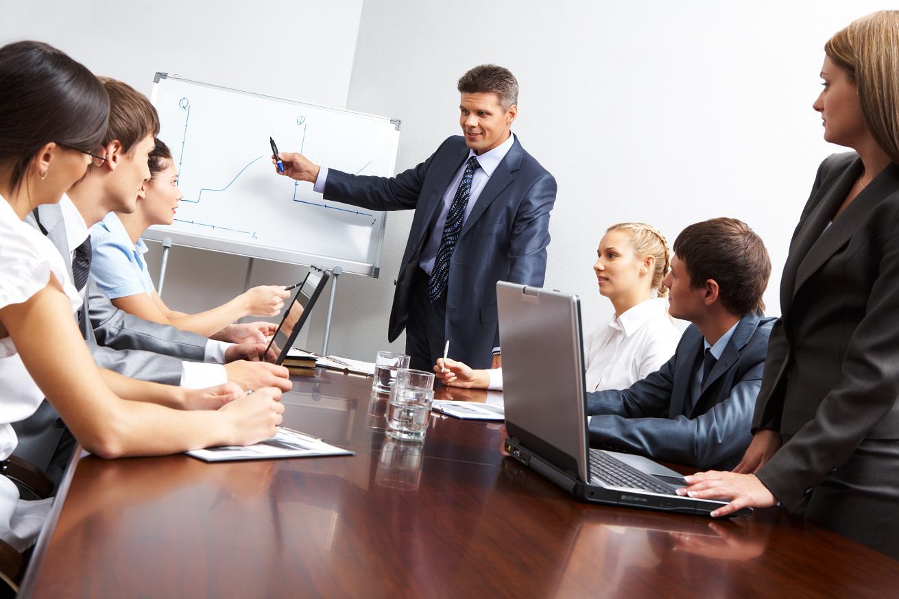 Не бойся на совещаниях продвигать свои идеи