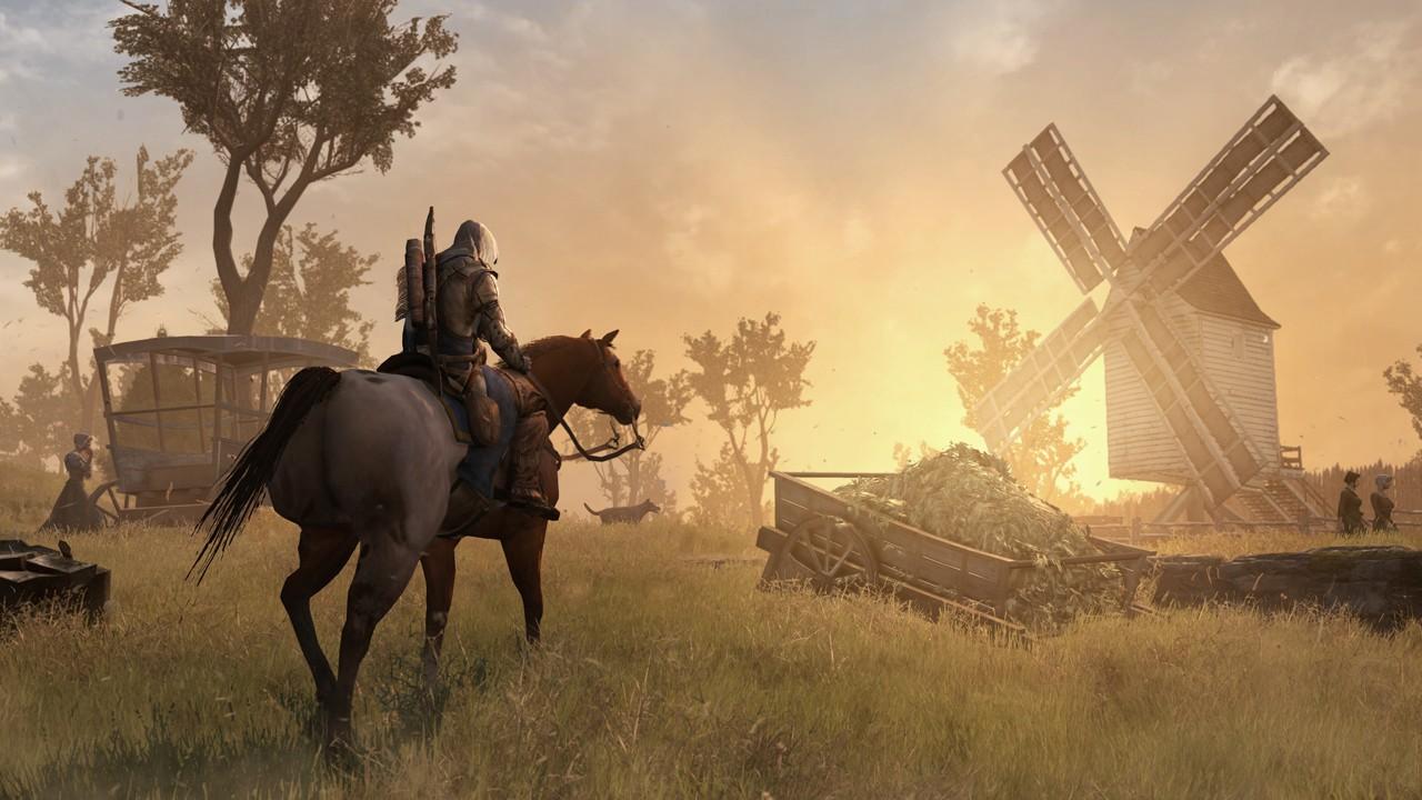Assassin's Creed 3 претендует на звание игры года.