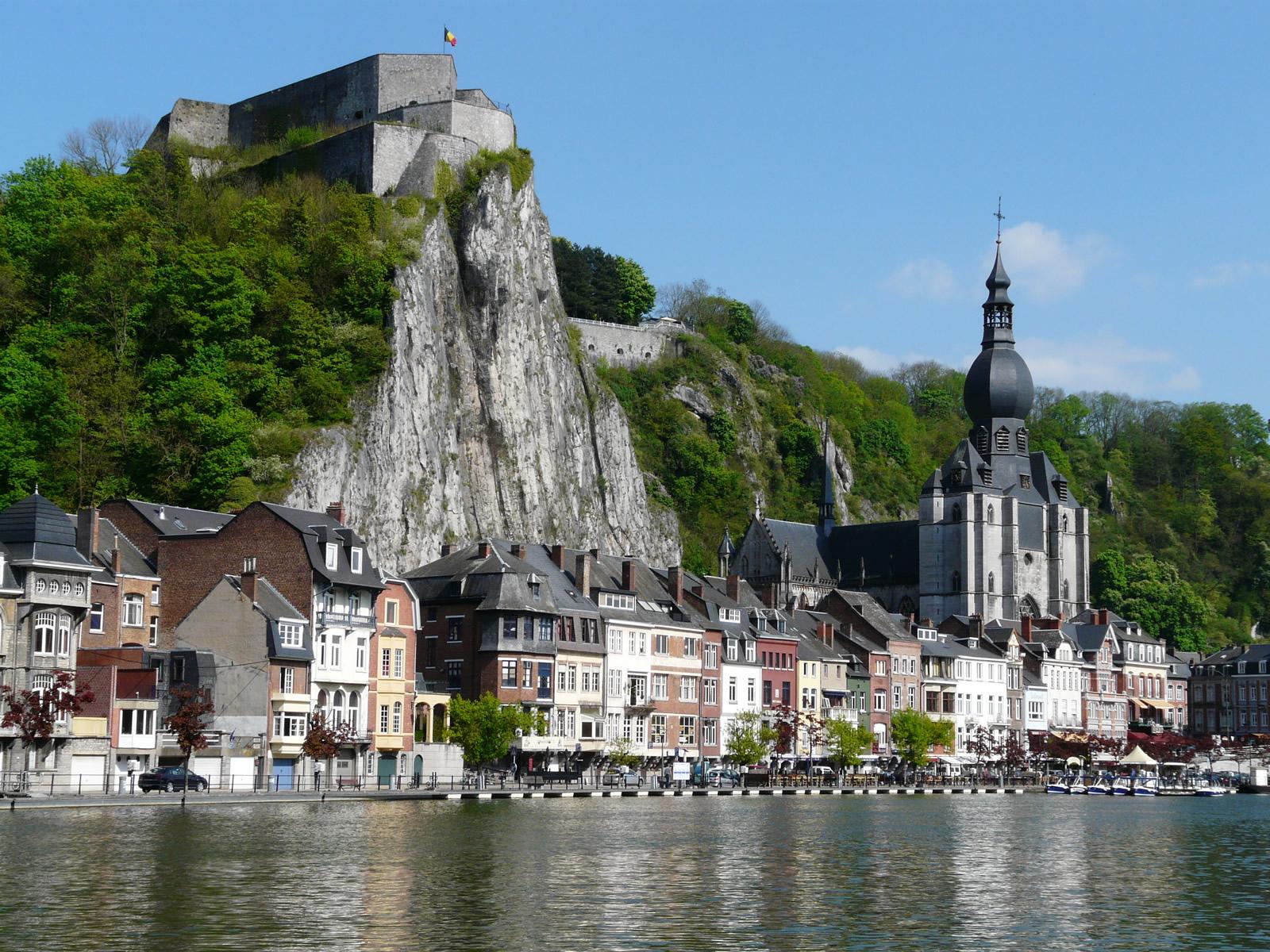 Бельгия - страна исторических памяток, пива и шоколада