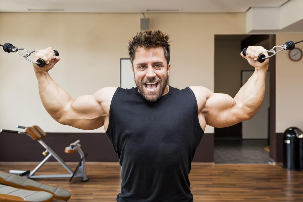 Чем жестче тренировка, тем больше твои мышцы