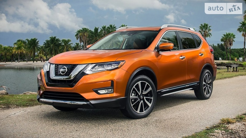 Nissan X-Trail/Rogue (200 955 проданных авто)