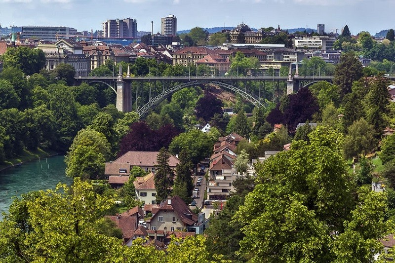 В Швейцарии процветает мультикультурализм