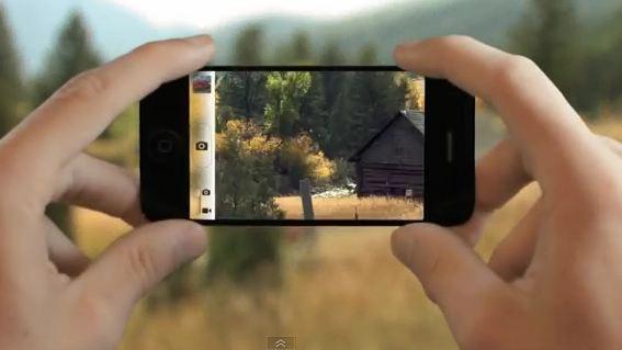 Как красиво сделать фото на телефоне