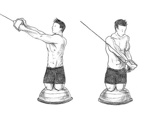 Чем ниже опустишься - тем эффективнее упражнение