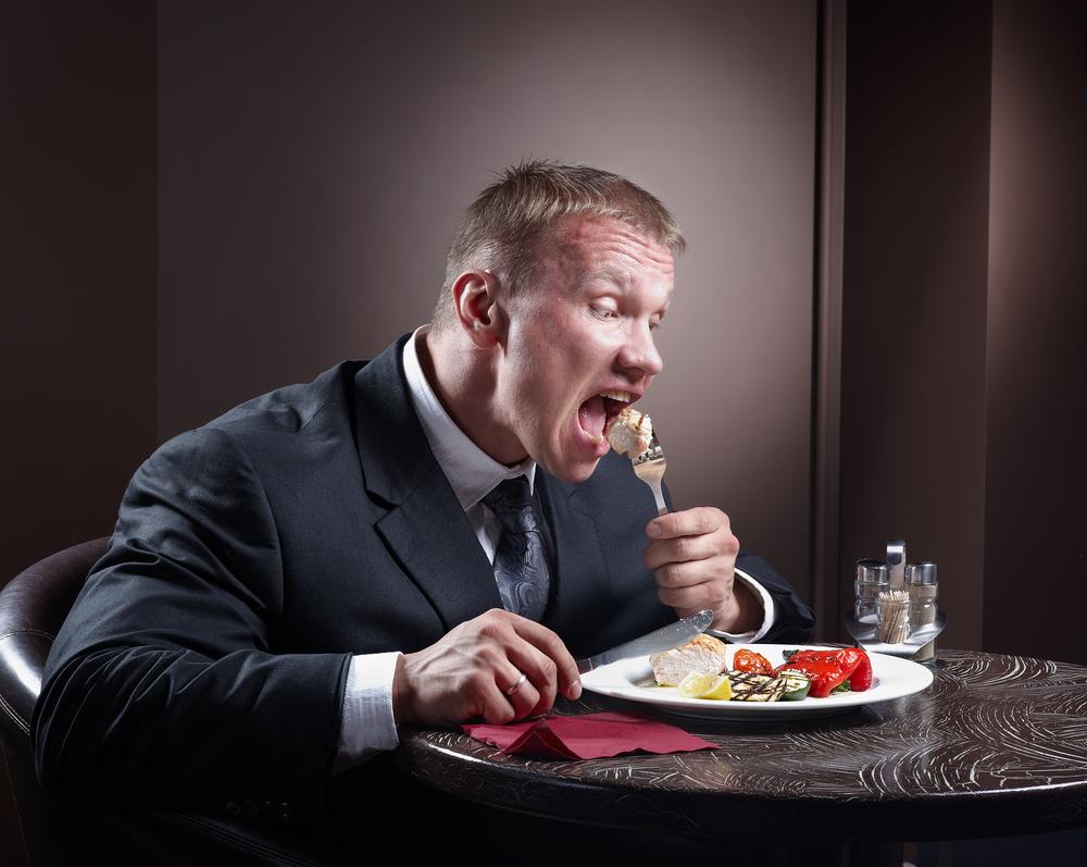 Правильное питание - важный фактор при наборе массы