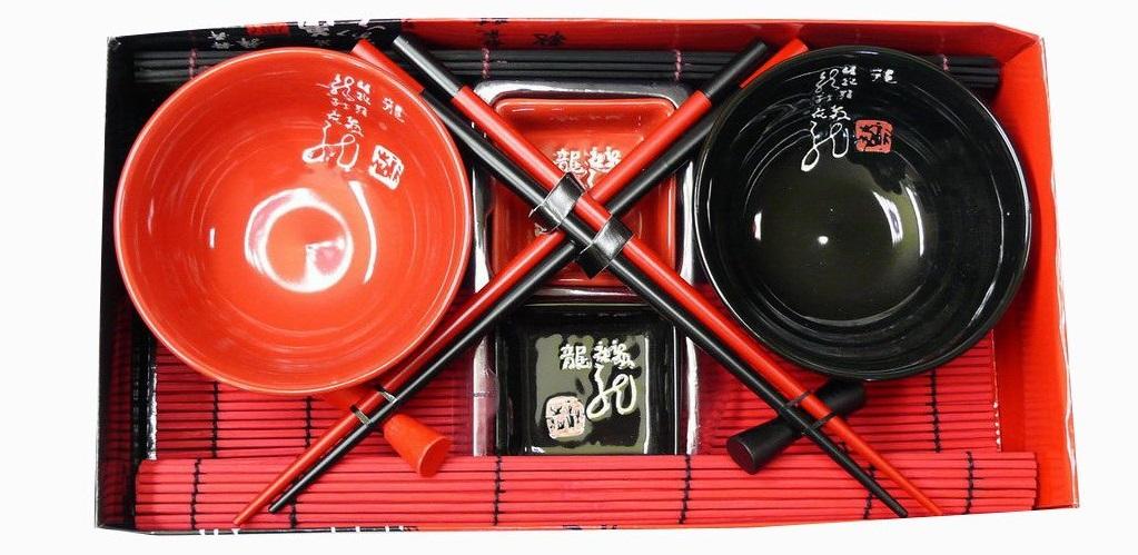 Набор для суши - лучший мотив научиться готовить