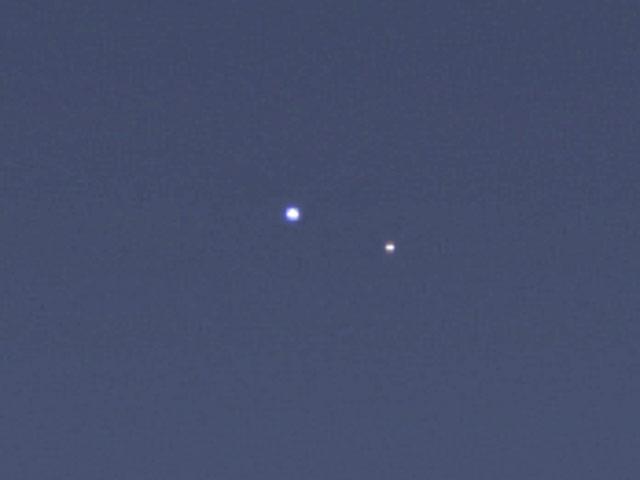 Фото с орбиты Сатурна