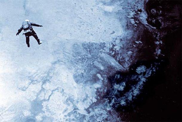 Джозеф Киттингер прыгнул с высоты 31,3 километра