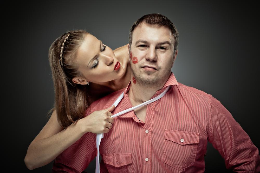 Парень мачо в отношениях