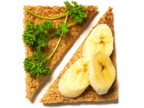 Никаких инфарктов с петрушкой и бананами