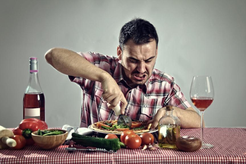 После приема некоторых наркотиков возникает агрессия и невероятное чувство голода