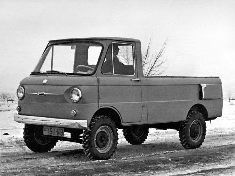 Пикап ЗАЗ-970Г (1962 год)